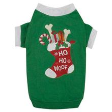 Ho Ho Woof Dog T-Shirt