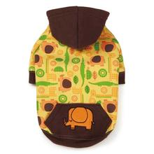 Jungle Bunch Dog Hoodie