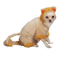 Jungle King Lion Halloween Dog Costume