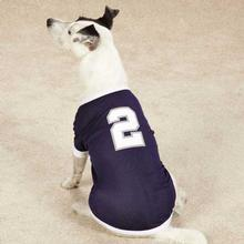 Play Ball Dog Jersey - Bronx Blue