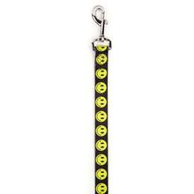 Casual Canine Smiley Face Dog Leash