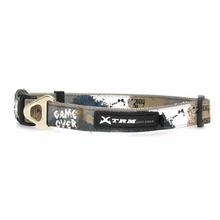 X-treme Game Over Dog Collar - Gray