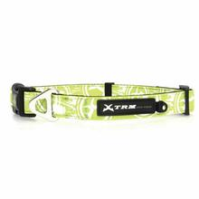 Xtrm Logo Dog Collar - Green