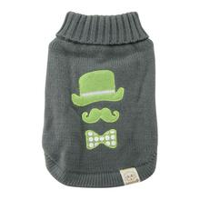 Chaplin Dog Sweater - Gray