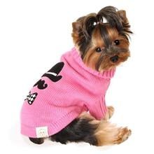 Chaplin Dog Sweater - Pink