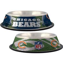 Chicago Bears Dog Bowl