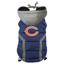Chicago Bears Dog Puffer Vest