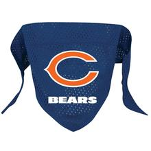 Chicago Bears Mesh Dog Bandana