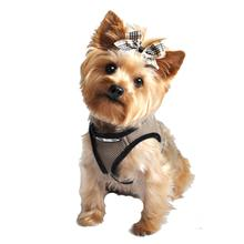 Choke-Free Mesh Step-In Dog Harness - Desert Beige