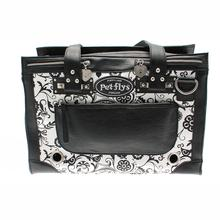 City Girl Designer Dog Tote - Sir Foxalot