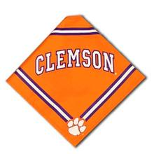Clemson Dog Bandana