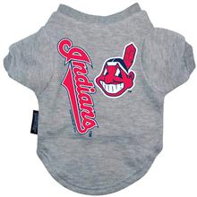 Cleveland Indians Dog T-Shirt