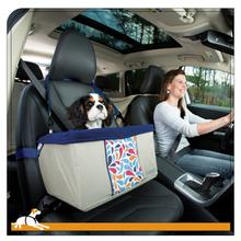 Color Splash Dog Booster Seat by Kurgo