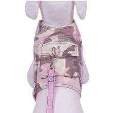 Combat Doggy Harness w/ Leash - Pastels