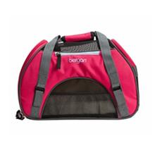 Comfort Dog Carrier - Teaberry and Gray