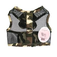Cool Mesh Dog Harness - Camouflage