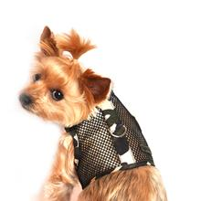 Camouflage Mesh Dog Harness