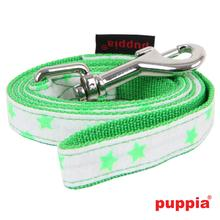 Cosmic Dog Leash by Puppia - Green
