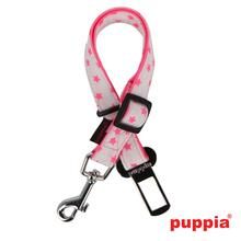 Cosmic Dog Seatbelt Leash by Puppia - Pink