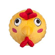 Country Critter Faballs Dog Toy - Chicken