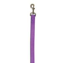 Cozy Sherpa Dog Leash by East Side Collection - Ultra Violet