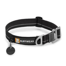 Crag Dog Collar by RuffWear - Obsidian Black