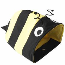 Crinkle Cat Cave - Bumble Bee
