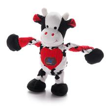 Cupid Cow Pulleez Dog Toy