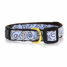 Curly Q Cat Collar by Up Country