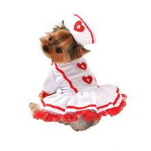 Cutie Nurse Halloween Dog Costume
