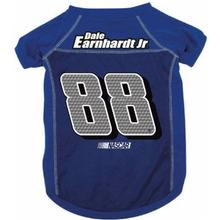 Dale Earnhardt Jr. Dog Jersey - Blue