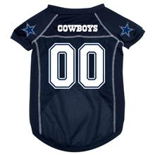 Dallas Cowboys Dog Jersey