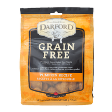 Darford Grain Free Dog Treats- Pumpkin