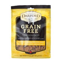 Darford Grain Free Mini Dog Treats - Cheddar Cheese