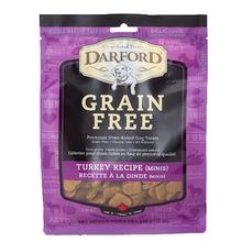 Darford Grain Free Mini Dog Treats - Turkey