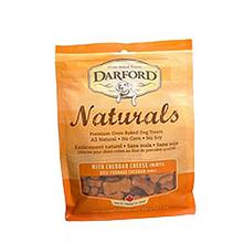 Darford Naturals Mini Dog Treat - Cheddar Cheese