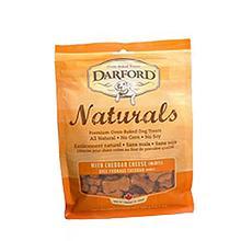 Darford Naturals Mini Dog Treat - Cheddar Cheese
