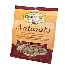 Darford Naturals Mini Dog Treat - Liver & Flax