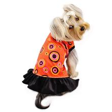 Dazzling Velvet Dog Dress by Klippo
