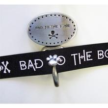 Decorative Leash Hook - Bad to the Bone