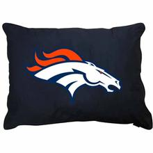 Denver Broncos Dog Bed