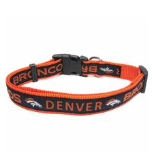 Denver Broncos Officially Licensed Dog Collar