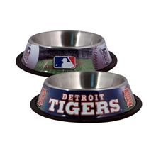 Detroit Tigers Dog Bowl