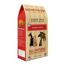 Distinctive Dog All Natural Dog Treats - Pumpkin Cranberry Crisp