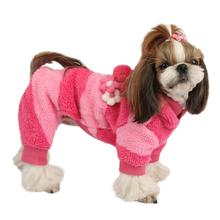 Dodo Dog Jumpsuit by Puppia - Pink