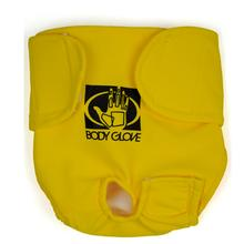 Body Glove Dog Diaper Cover - Yellow