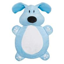 Dog is Good Bolo Crinkleton Dog Toy - Blue