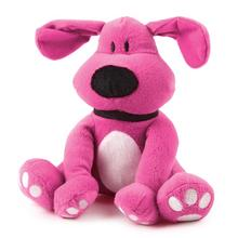 Dog is Good Bolo Plush Dog Toy - Raspberry Sorbet