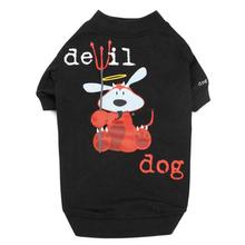 Dog is Good Devil Dog T-Shirt - Black