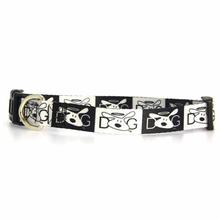 Dog is Good Halo Dog Collar - Black